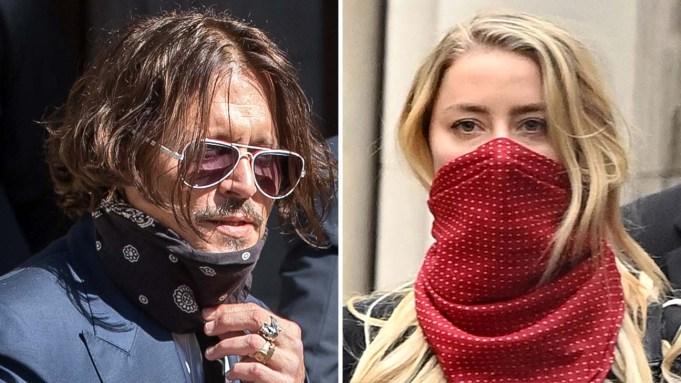 Johnny Depp Allowed Libel Suit Against