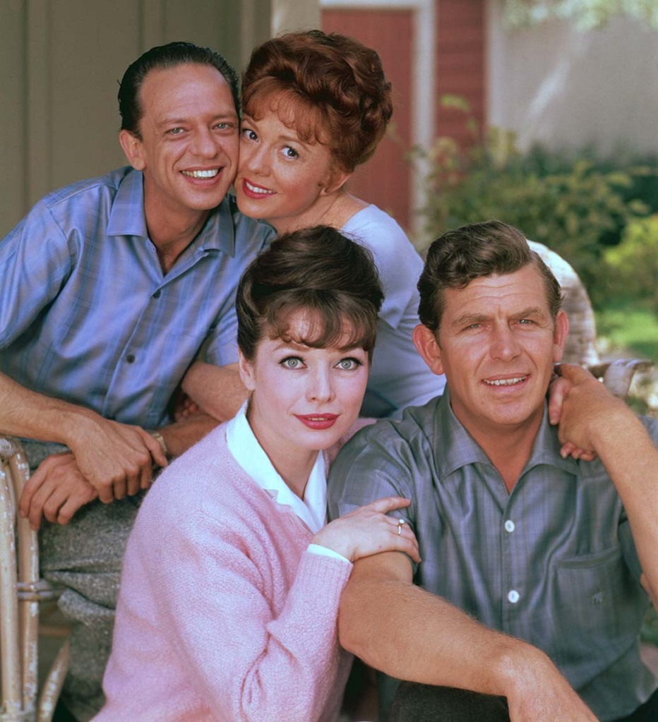 Barney's girlfriend on 'Andy Griffith Show' Was 95 – The Hollywood Reporter