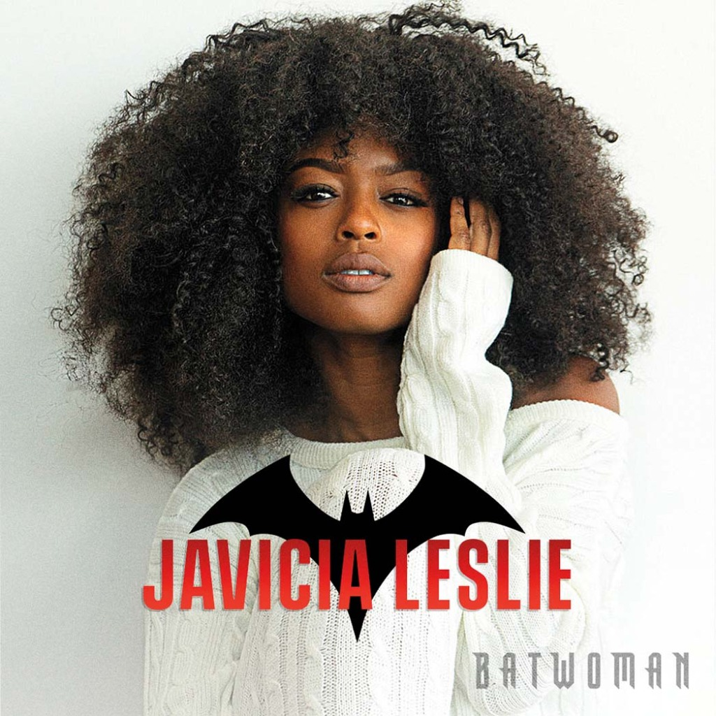 Javicia Leslie -Batwoman