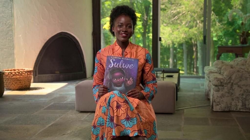Bookmarks Lupita Nyong'o