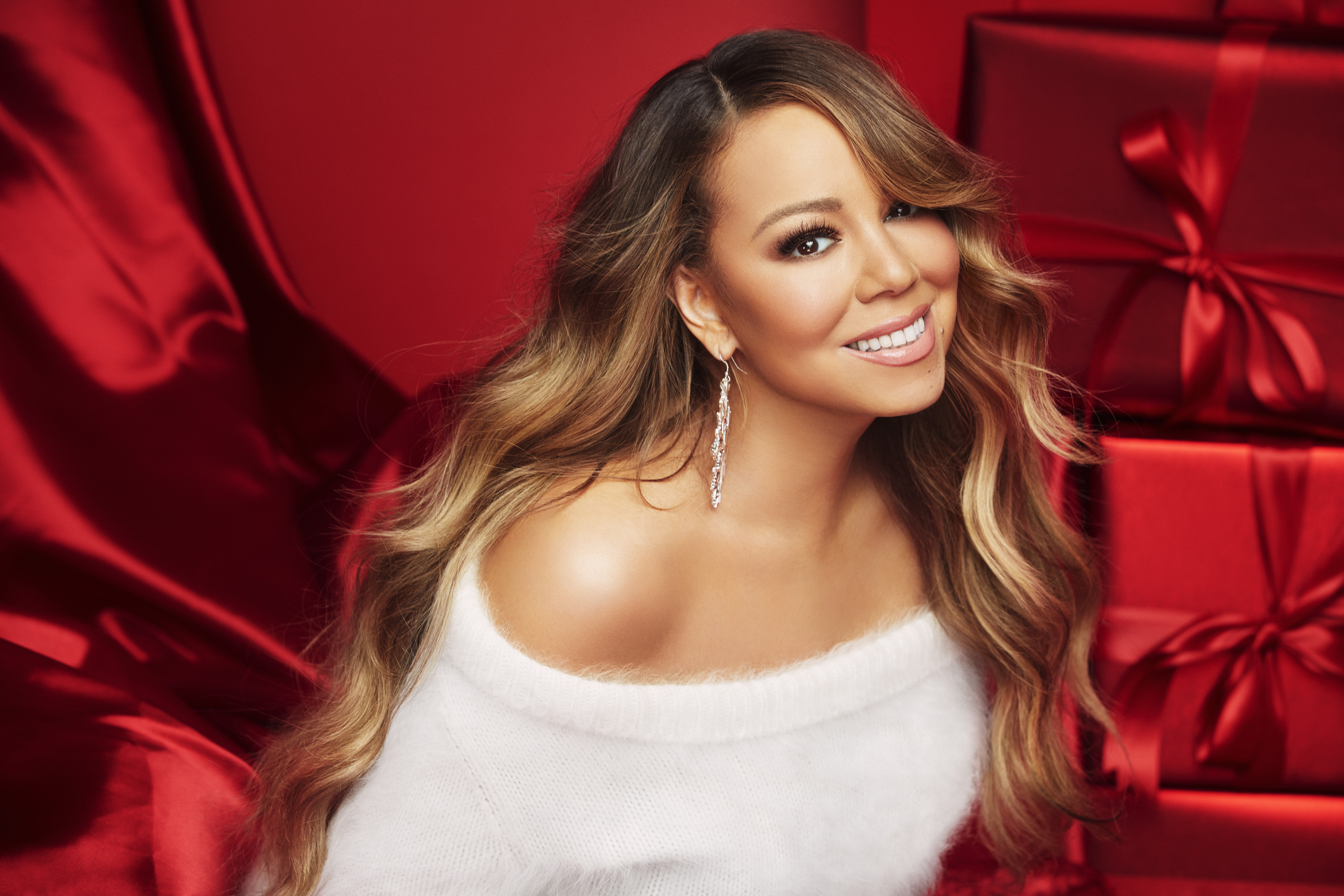 Mariah Carey Christmas Album 2021 Mariah Carey S Magical Christmas Special Tops Apple Tv Charts In 100 Countries The Hollywood Reporter