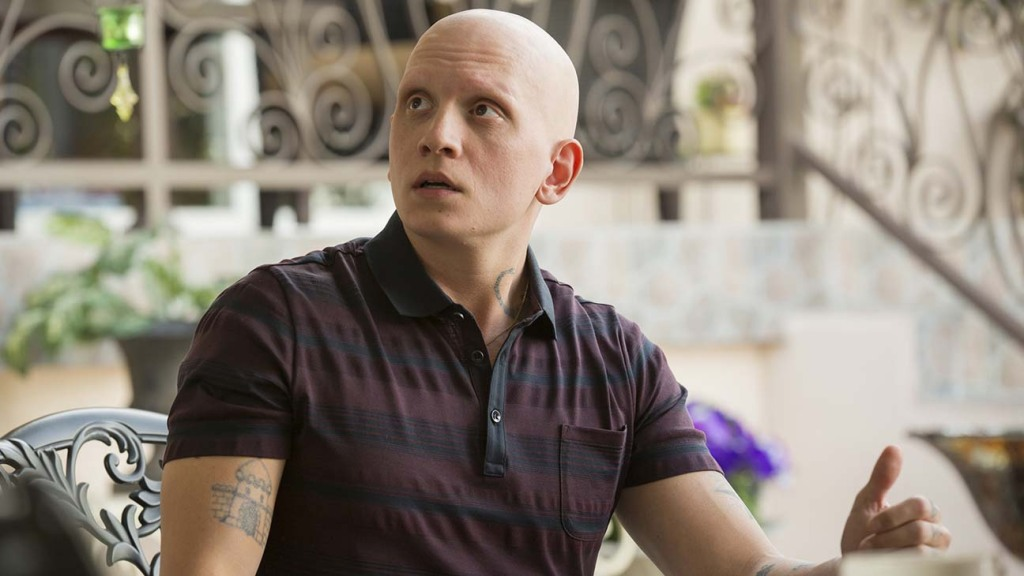 Anthony Carrigan in Barry Season 1