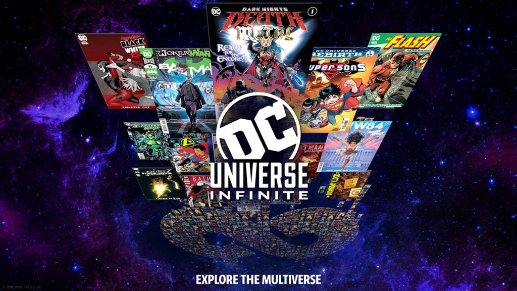 DC Universe Infinite Announcement