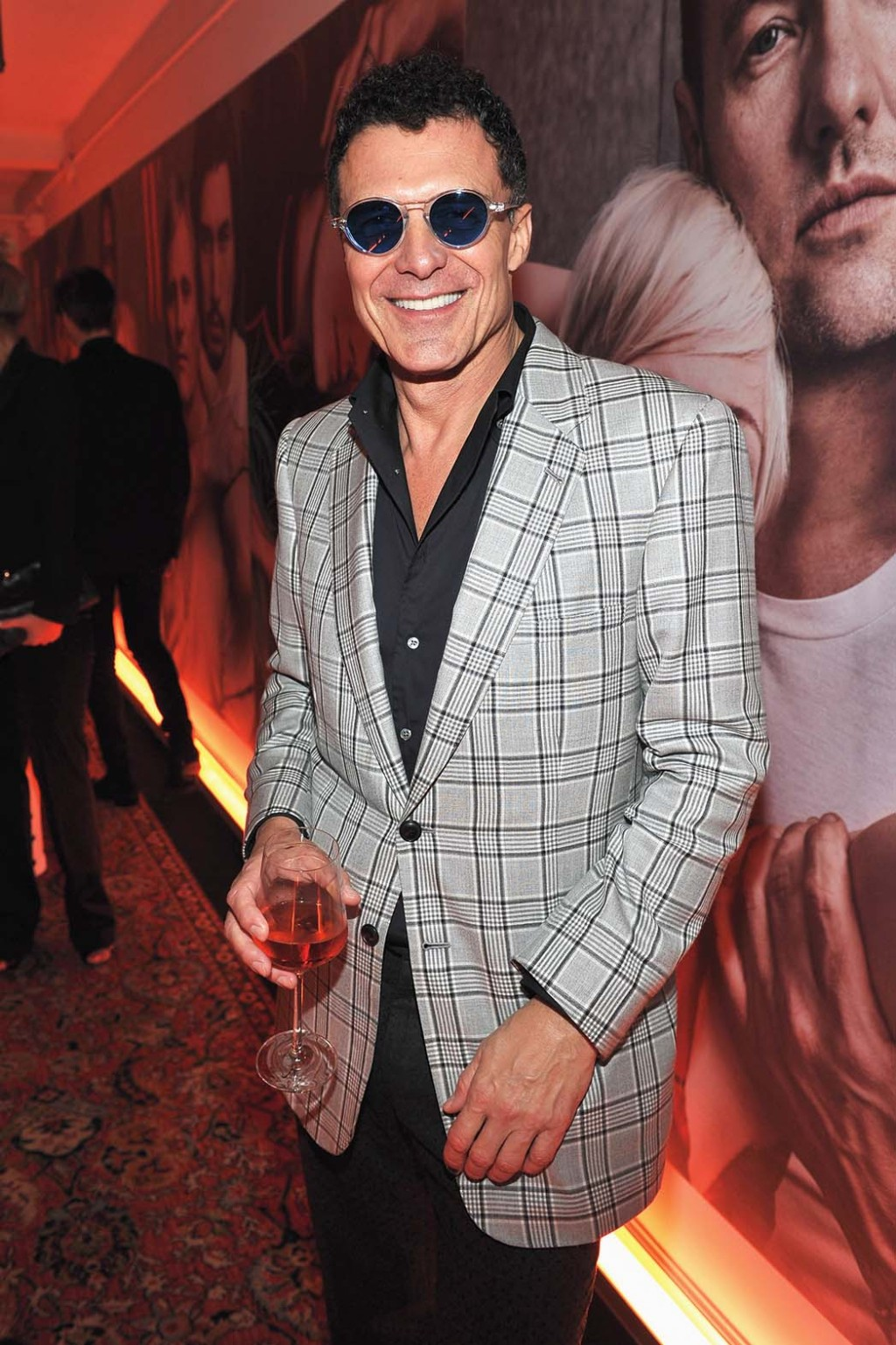 Chateau Marmont manager Andre Balazs