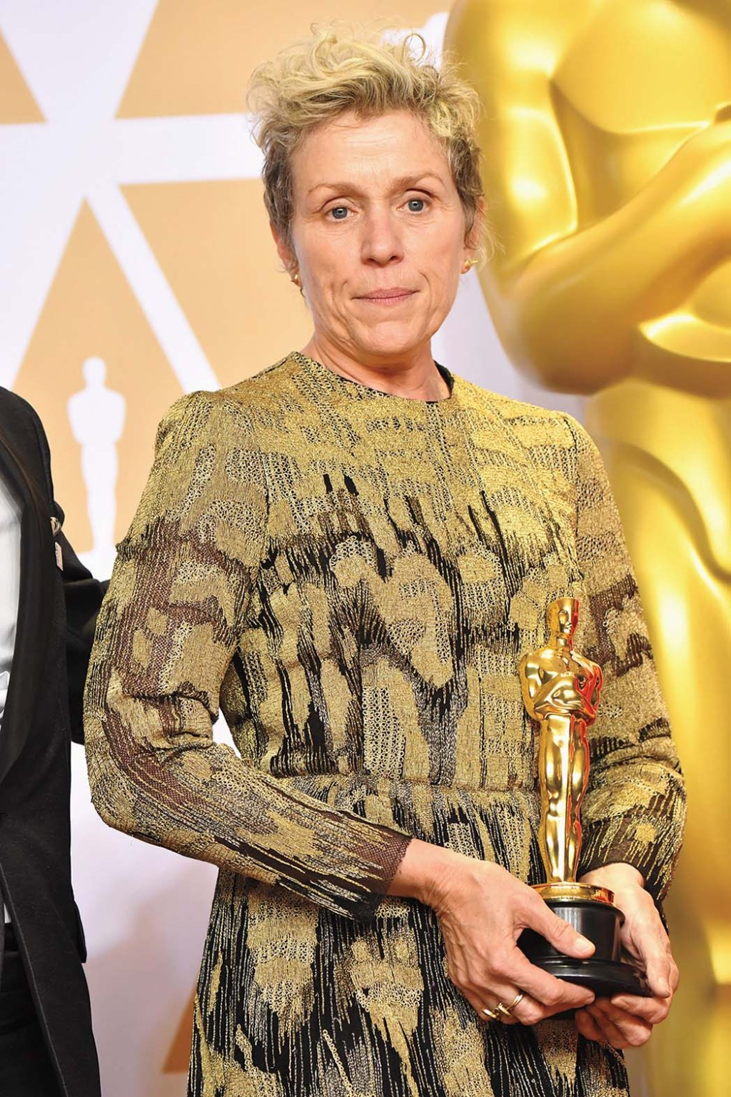 "Frances McDormand accepted her best actress Oscar for 2017's 'Three Billboard Outside Ebbing, Missouri' and then famously called on the industry to institute ""inclusion riders."""