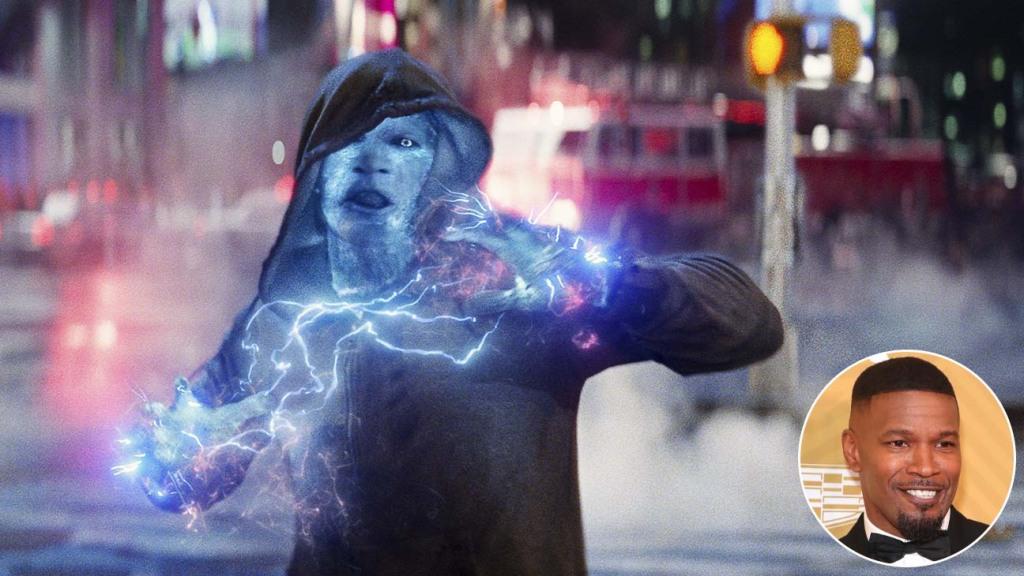 The Amazing Spider-Man 2 - Jamie Foxx