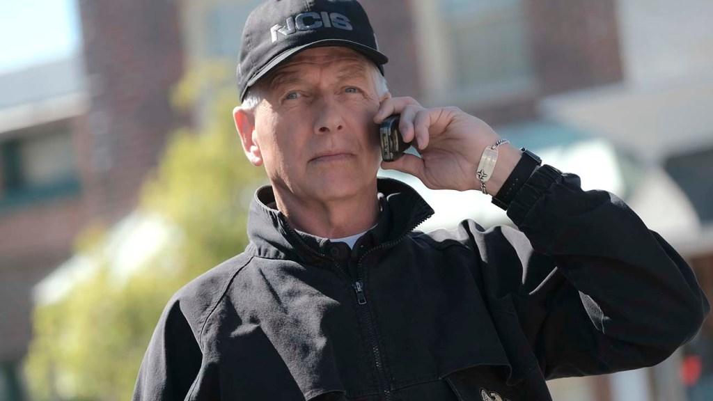 Mark Harmon as NCIS Special Agent Leroy Jethro Gibbs