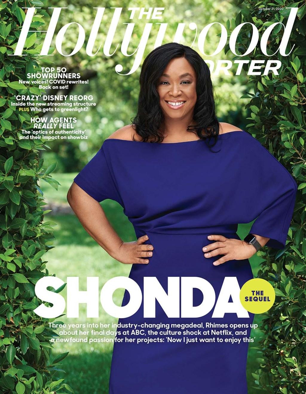 Cover - Shonda Rhimes