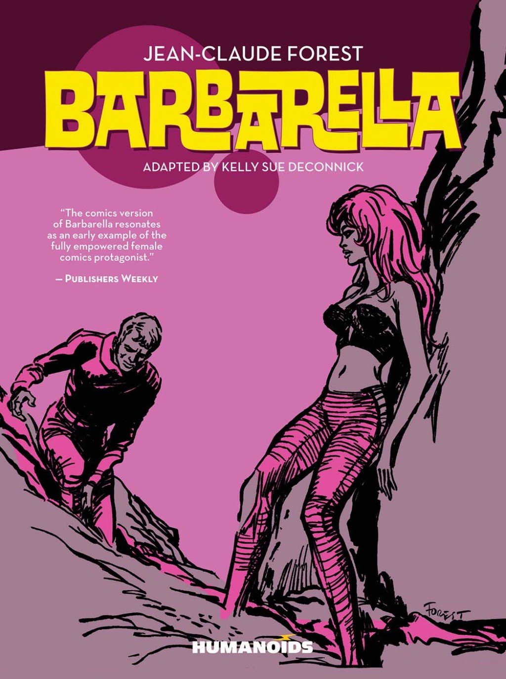 Barbarella Reissue