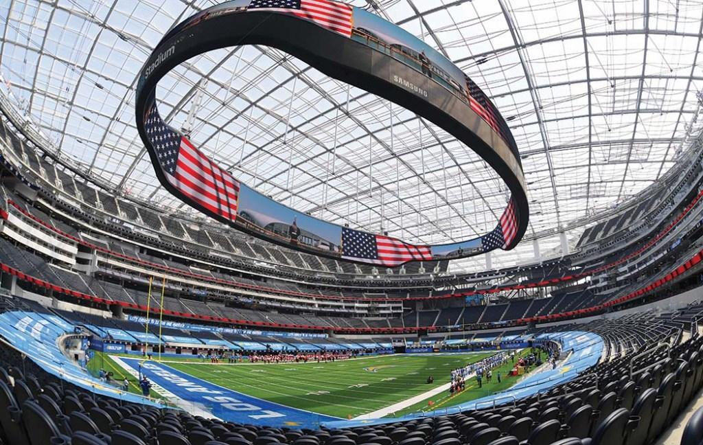 Kansas City Chiefs v Los Angeles Chargers Empty Seats