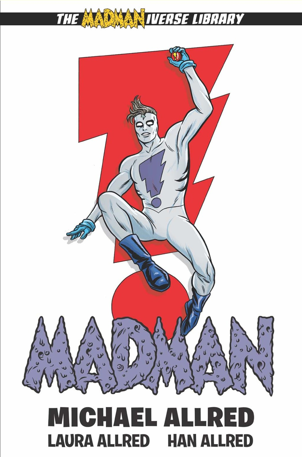 Madman Library Edition Announcement