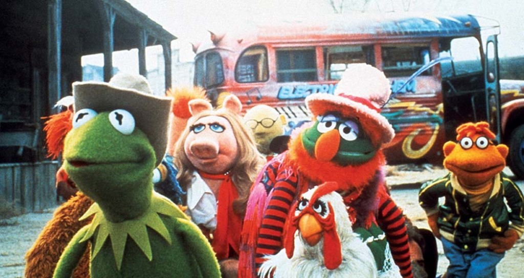 """""""The Muppet Movie"""" (1979) was a cultural hit that grossed $77 million, or $280 million today."""