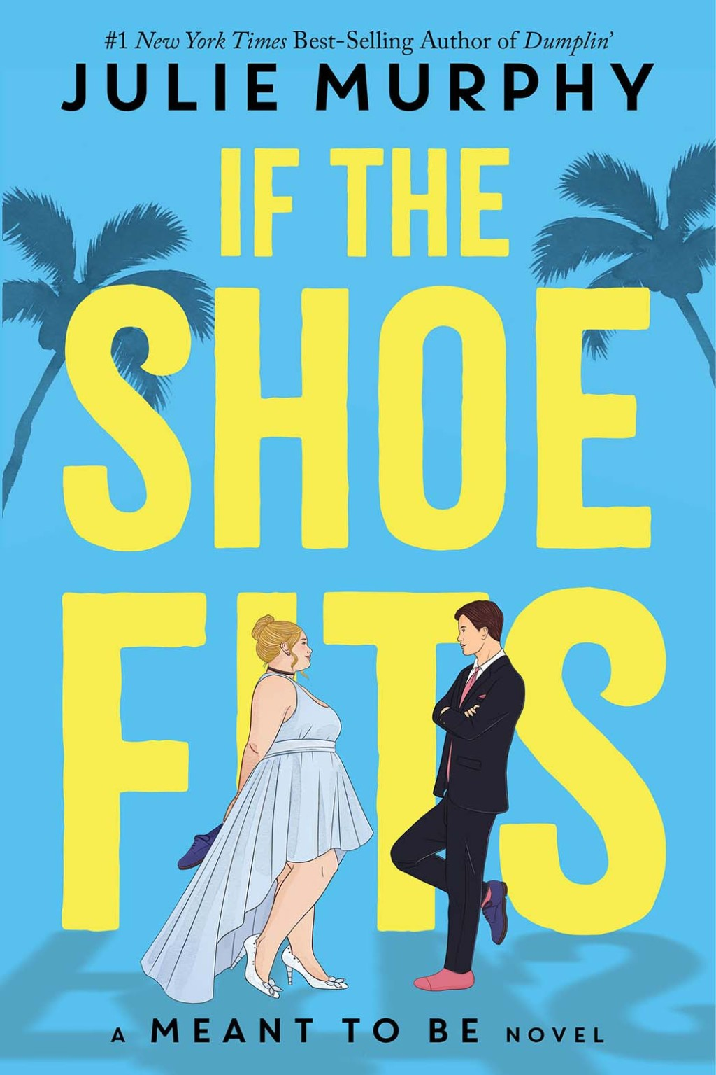 If The Shoe Fits Announcement Book Cover