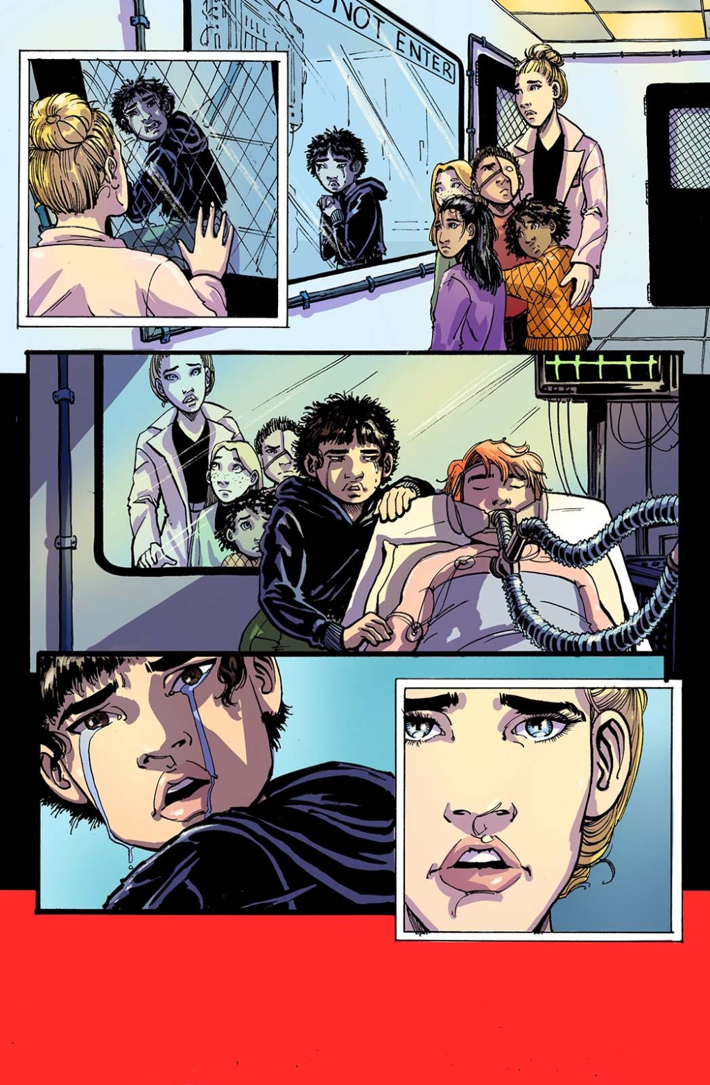 Foundlings Comic Announcement