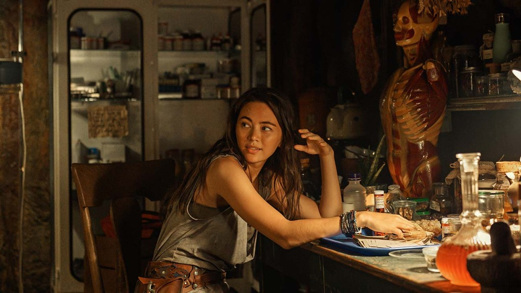Jessica Henwick Love and Monsters
