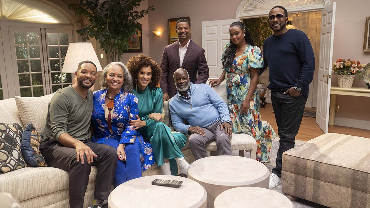 The Fresh Prince of Bel Air Reunion' TV Review – The Hollywood ...