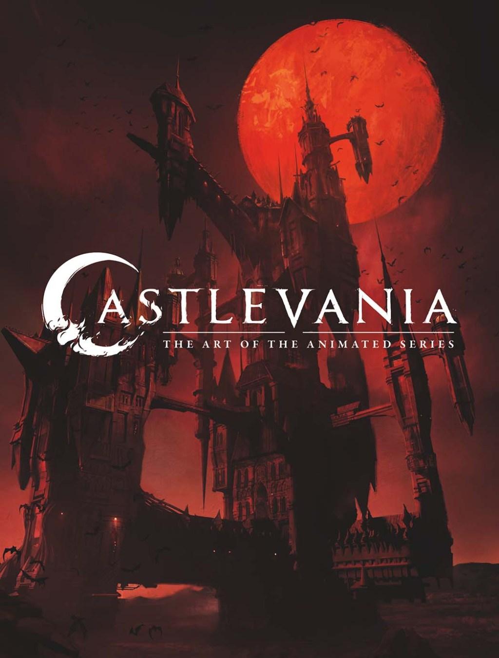 Castlevania Book Announcement