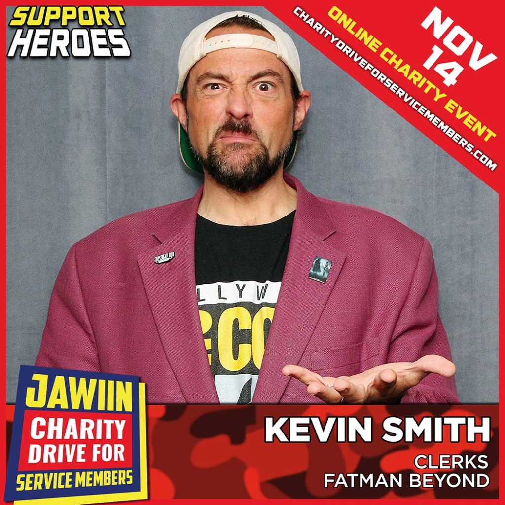 Jawiin Charity Drive 2020, KEVIN-SMITH