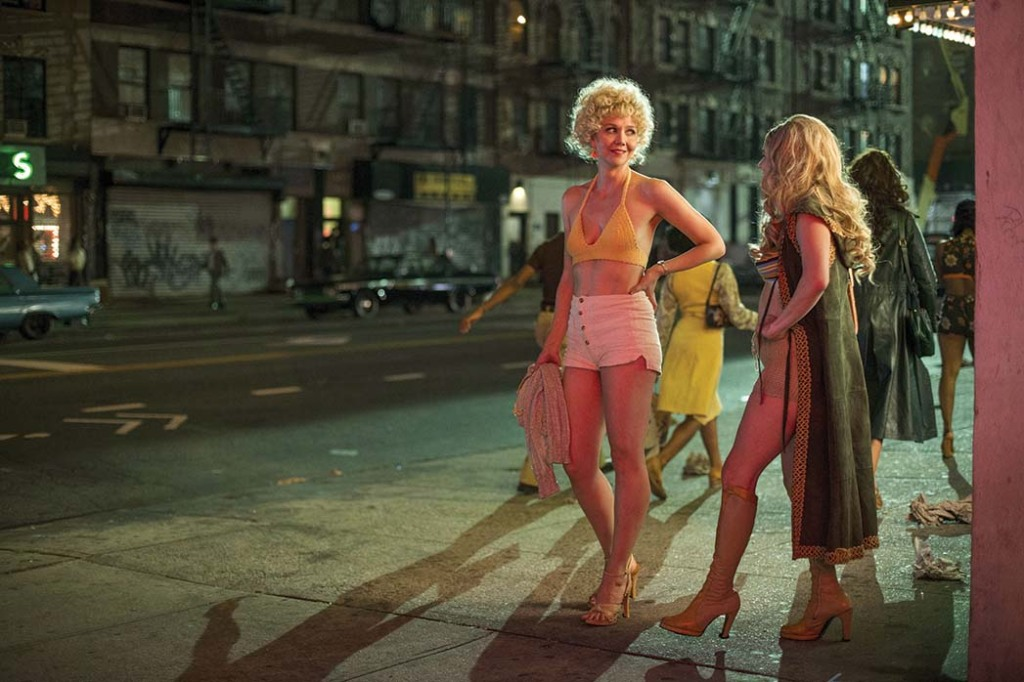 HBO's The Deuce was the first show to announce it had hired an intimacy coordinator, for its second season, which filmed in 2018.
