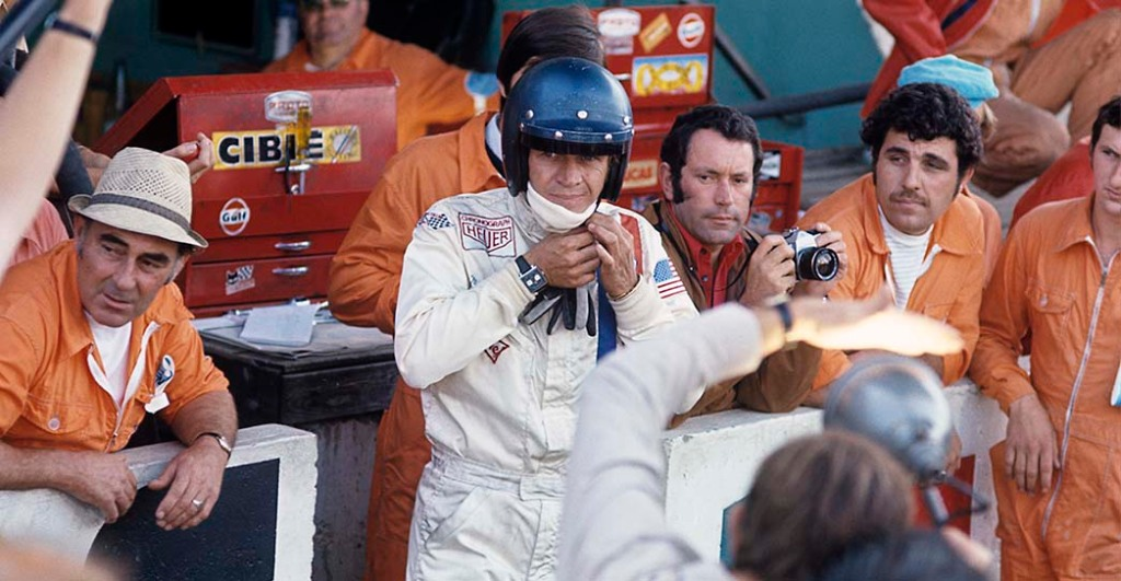 Steve McQueen, 24 Hours Of Le Mans