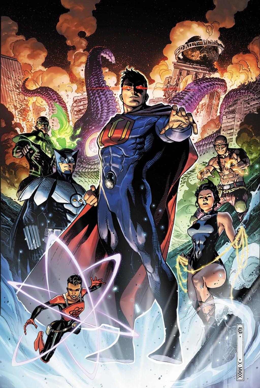 DC Villain Relaunch