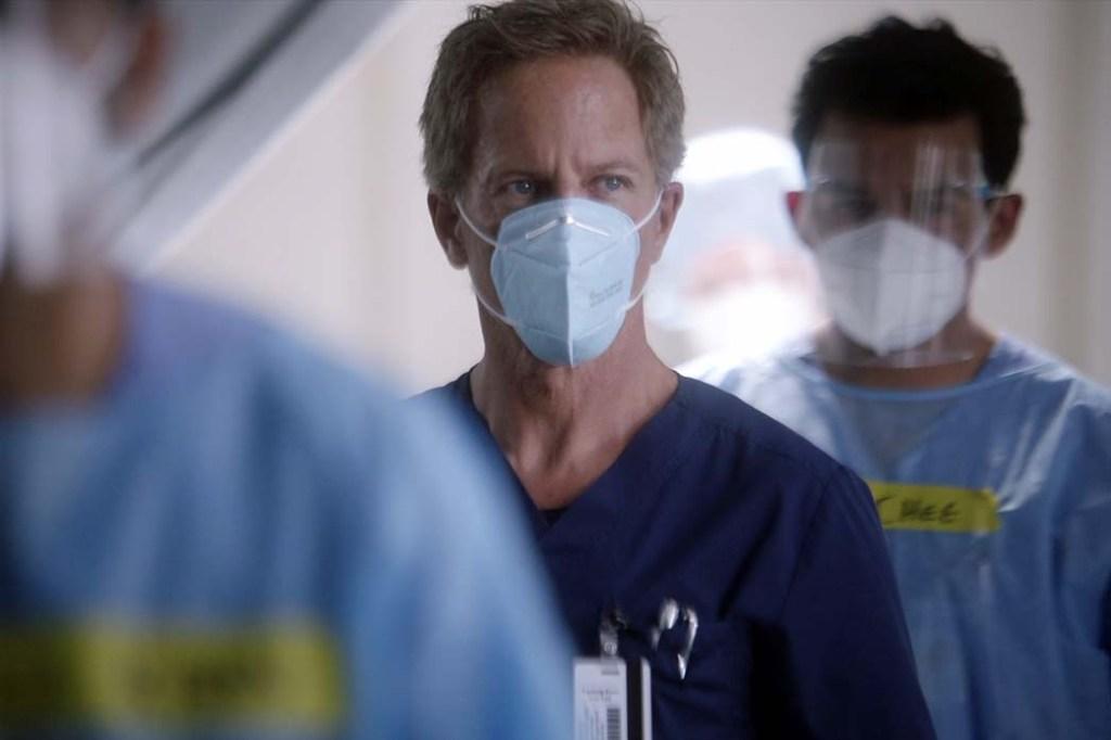 Grey's Anatomy -GREG GERMANN