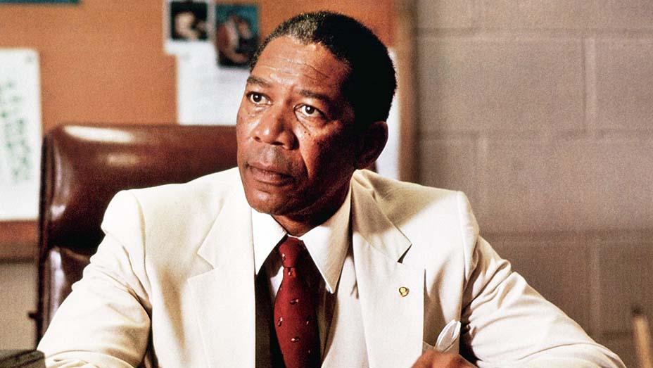 Morgan Freeman in 'Lean on Me' (1989)