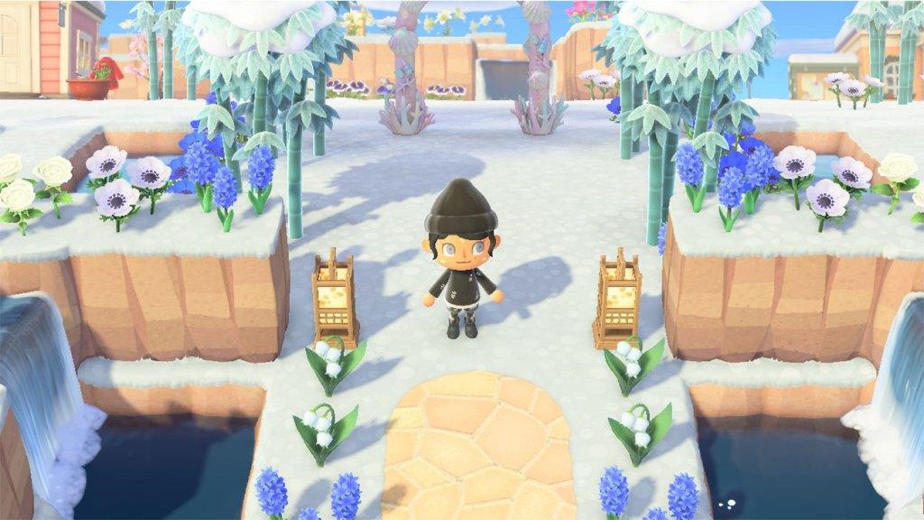 'Animal Crossing' gameplay still