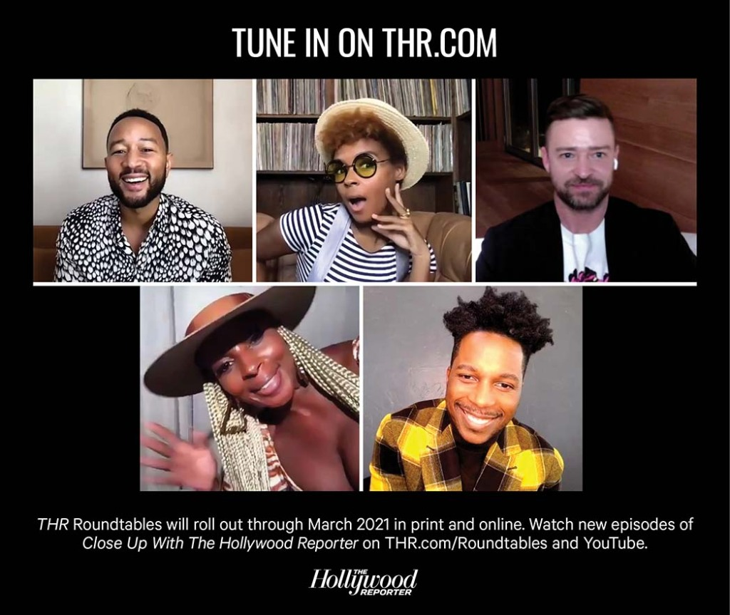Songwriter Roundtable - Tune In on THR.com