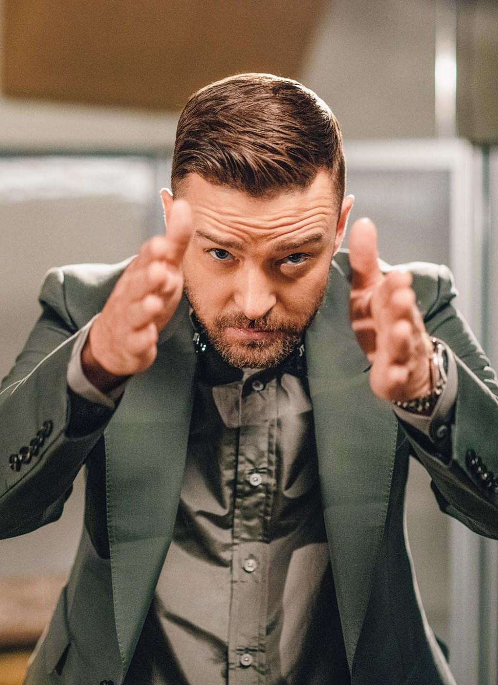 Songwriter Roundtable Justin Timberlake
