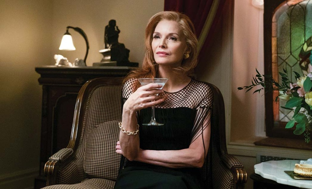 French Exit Michelle Pfeiffer