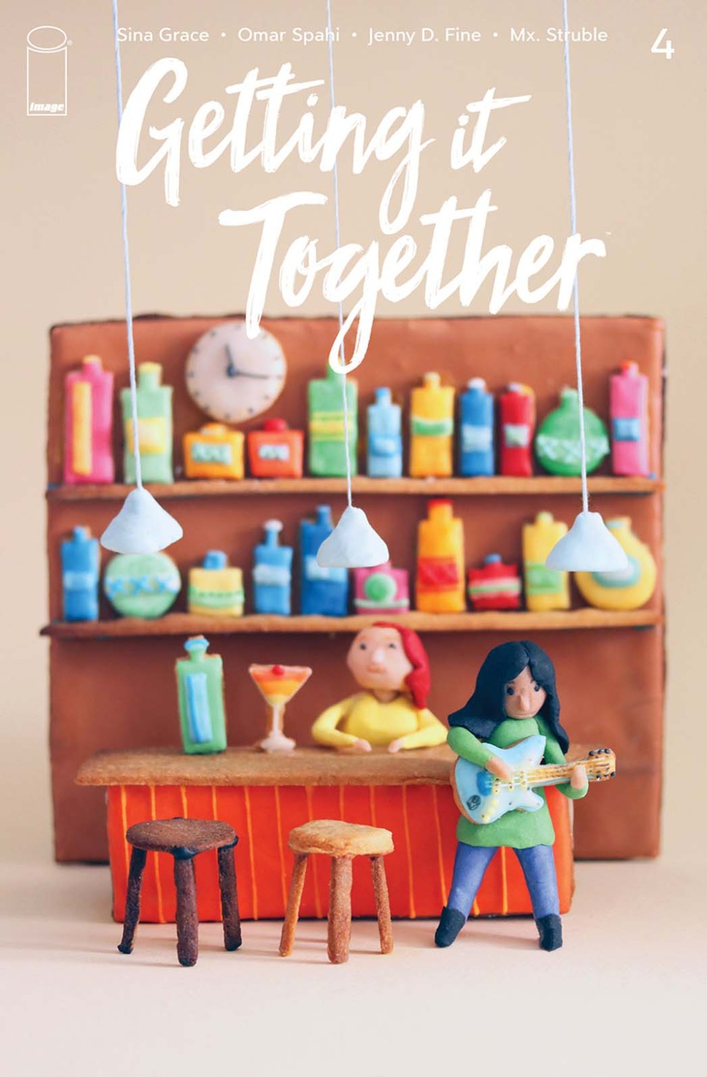 Getting It Together Announcement