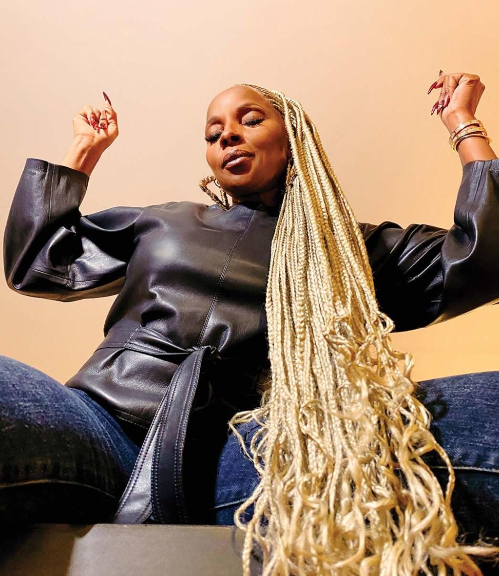 Songwriter Roundtable Mary J. Blige
