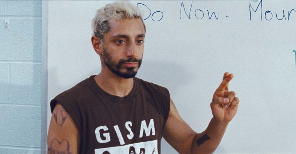 For Sound of Metal, Ahmed moved to Brooklyn, dyed his hair, and learned sign language and how to drum.