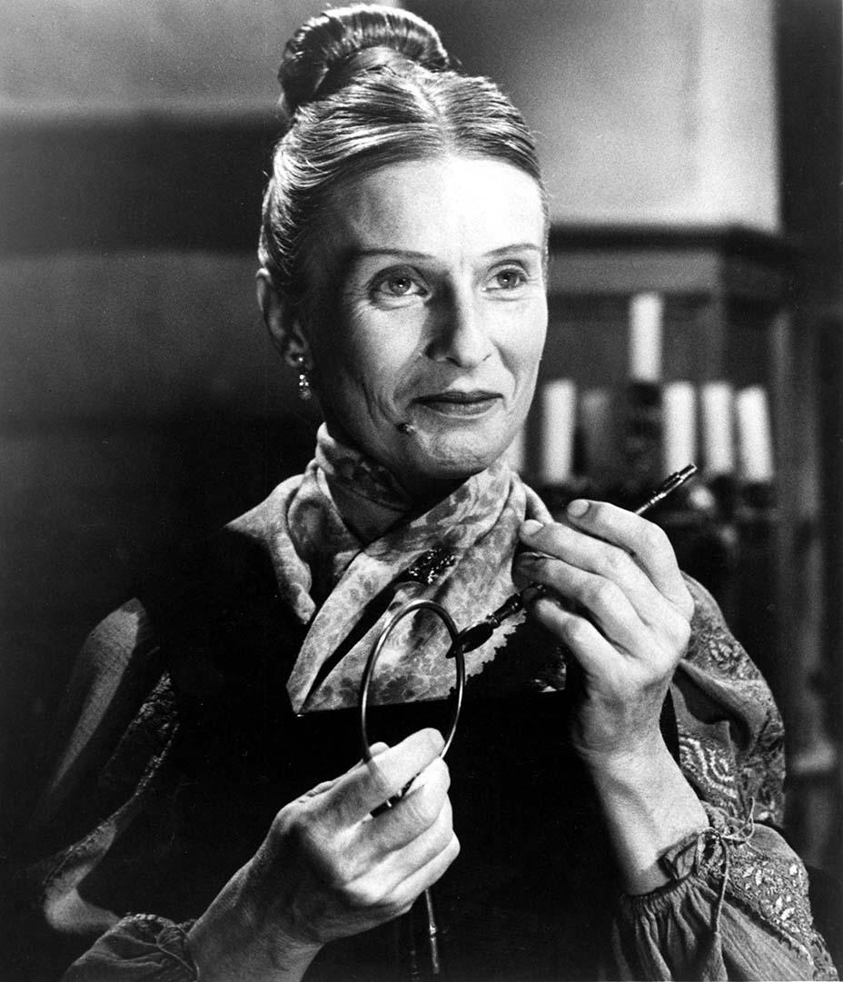 Cloris Leachman as Frau Blucher