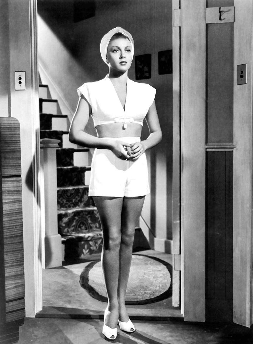 Lana Turner in 'The Postman Always Rings Twice'
