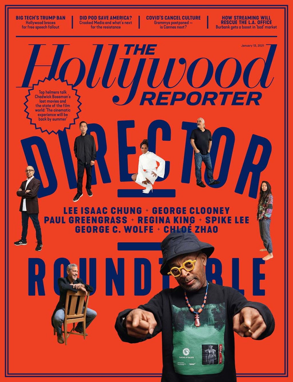 The Hollywood Reporter Issue 2
