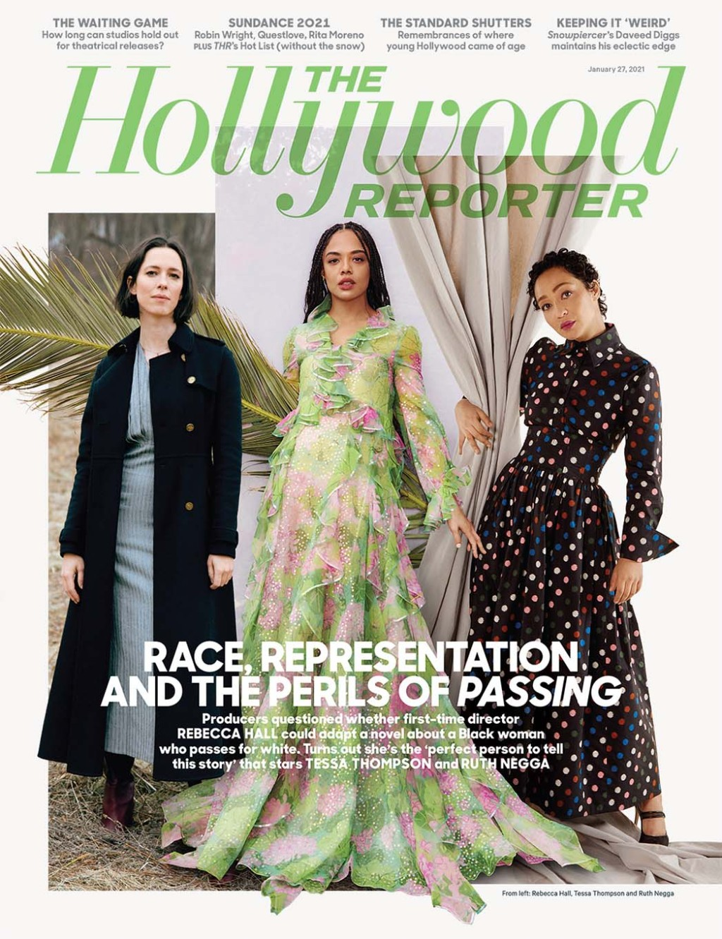The Hollywood Reporter Issue 4