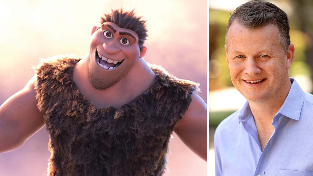 The Croods New Age and Mark Swift