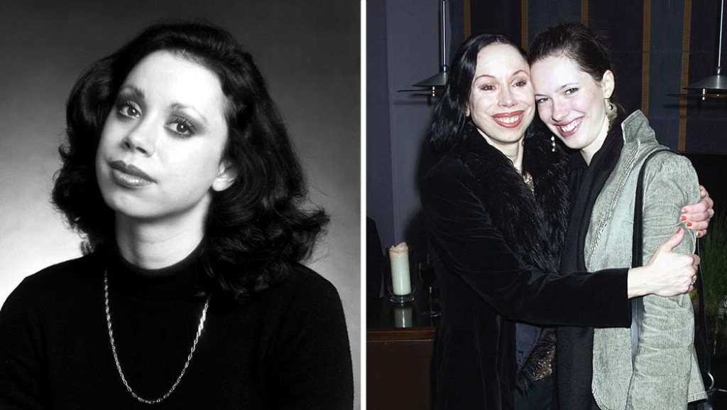 """""""I was increasingly spending time in America as an adult and thinking more about my mother's background and my family's heritage that was very mysterious to me,"""" says Hall of her mother, opera singer Maria Ewing (left), who was born in Detroit. Right: Hall with her mother (left) in 2002."""