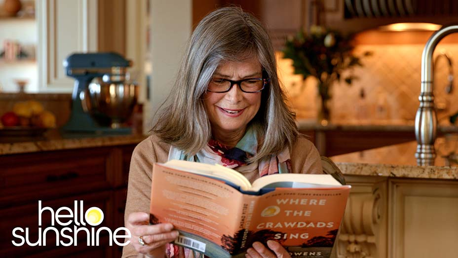 'Where the Crawdads Sing' author Delia Owens on 'Eat the Book' digital series