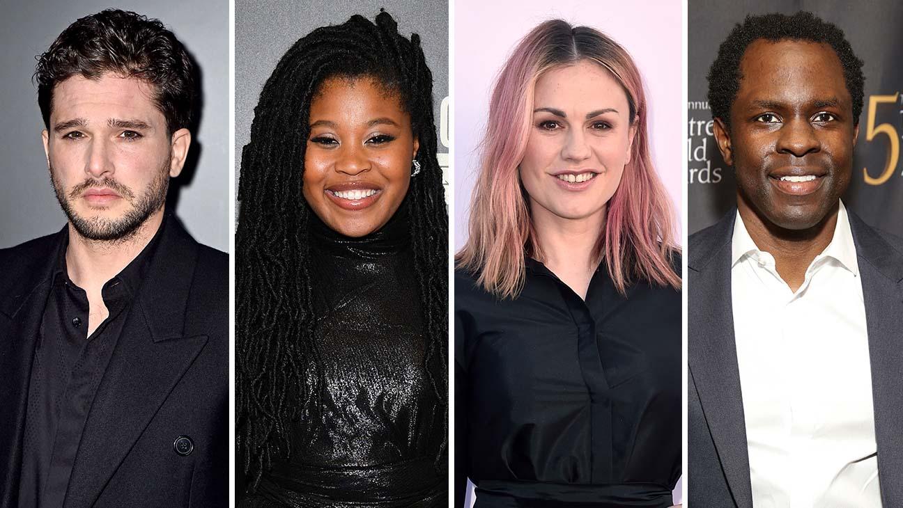 Modern love season 2 cast