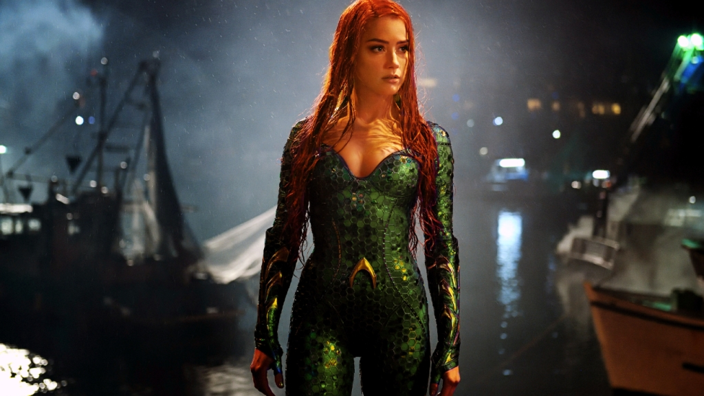 'Aquaman 2' Producer Explains Why Fan Campaign to Fire Amber Heard Was Rejected