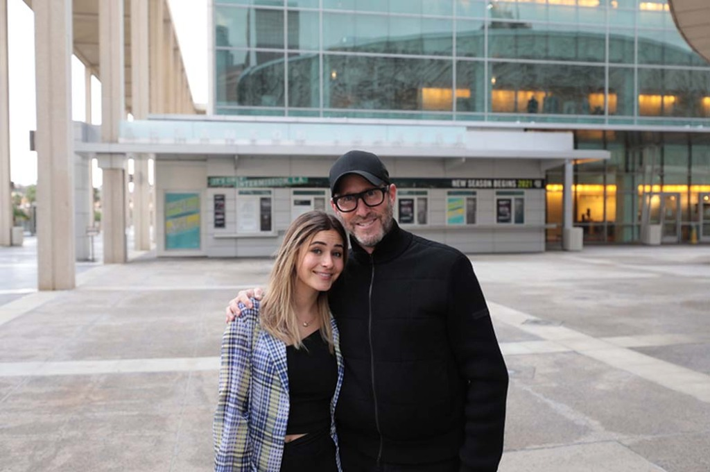 Richard and Demi Weitz