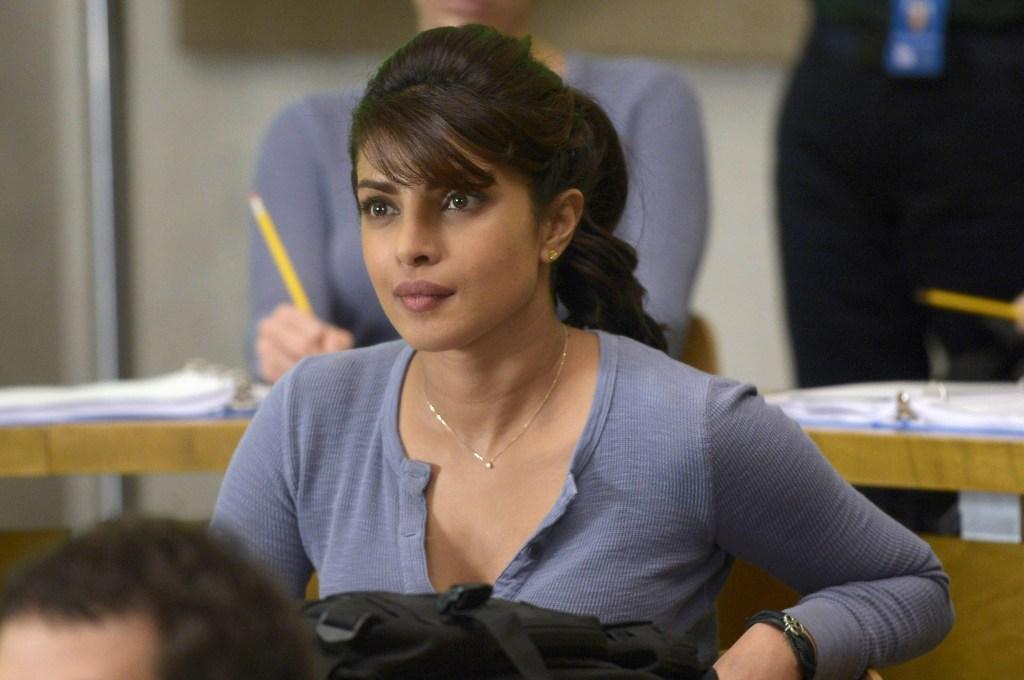 Priyanka Chopra in 'Quantico.'