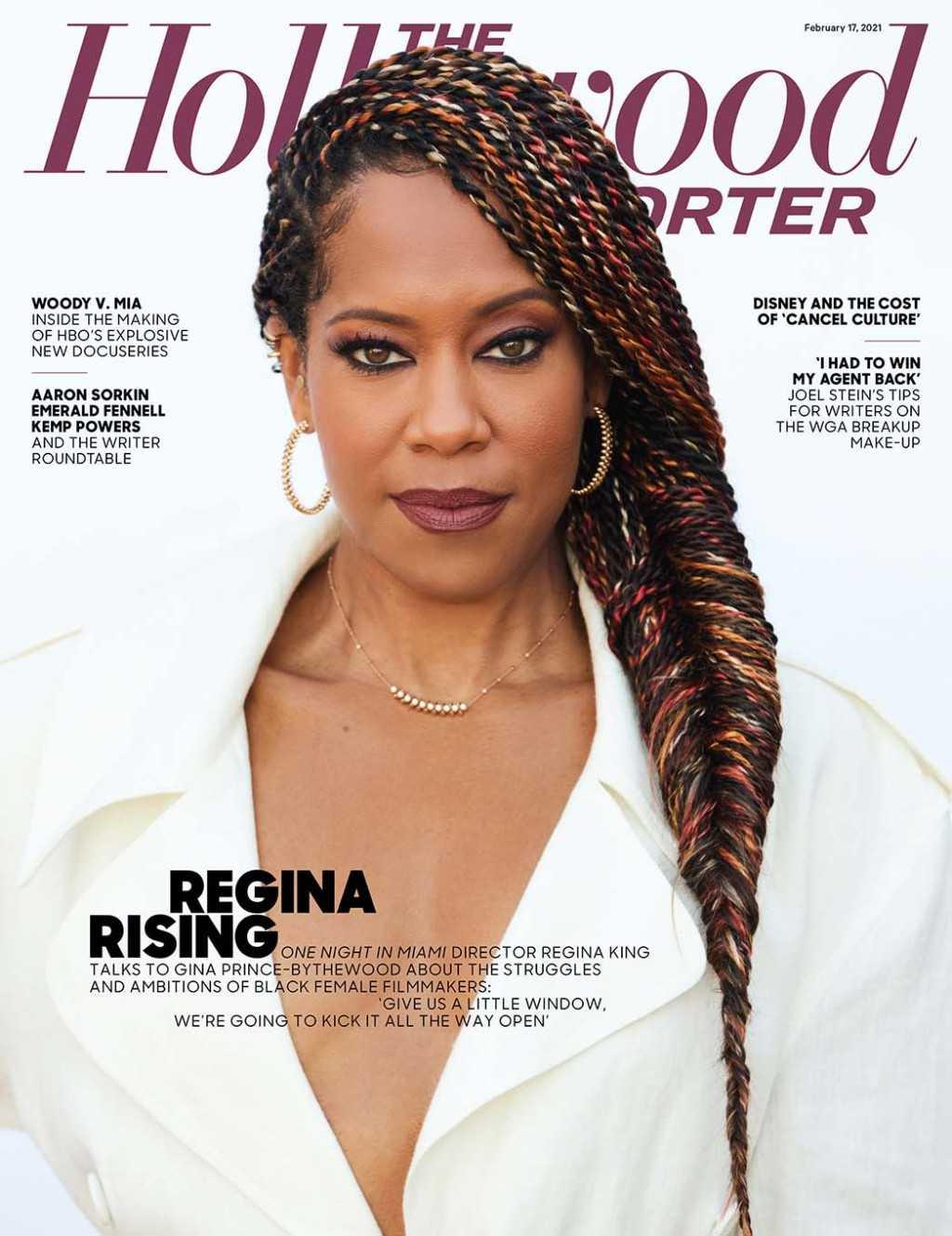 The Hollywood Reporter Issue 7 Regina King