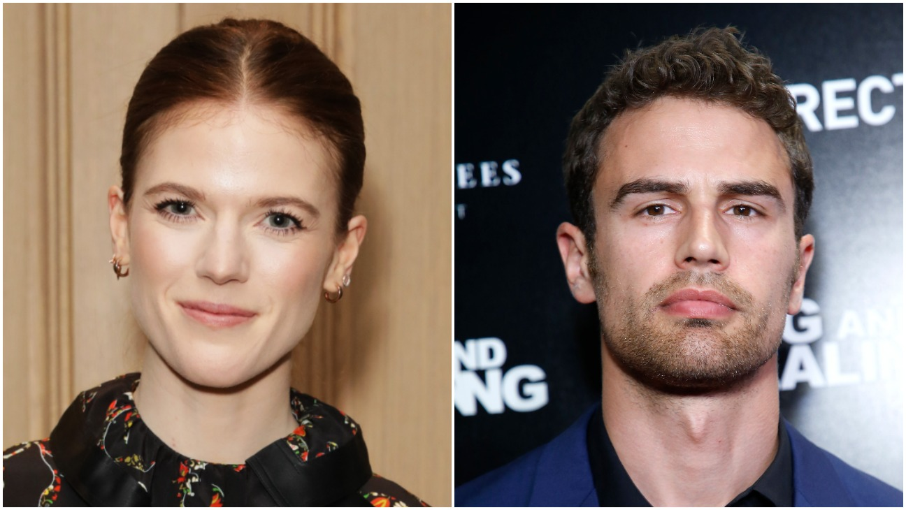 Rose Leslie And Theo James To Star In Time Traveler S Wife For Hbo The Hollywood Reporter