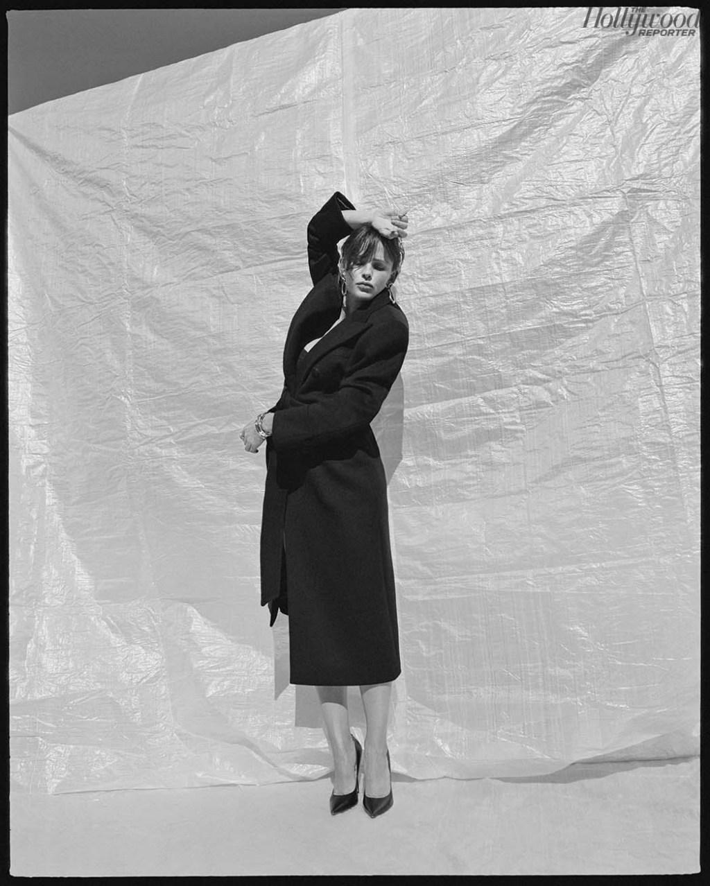 Jennifer Garner Photographed by Mary Rozzi