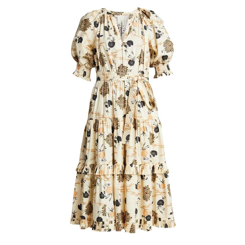 Ulla Johnson's Dasha dress; $445, ullajohnson.com