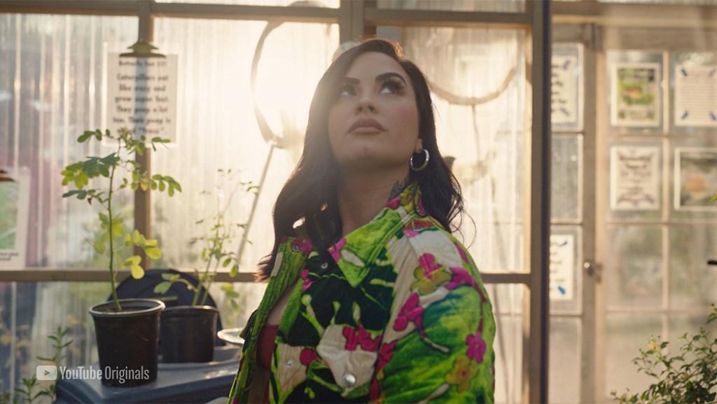 'Demi Lovato: Dancing With the Devil' will premiere onLovato's YouTube channel March 23.